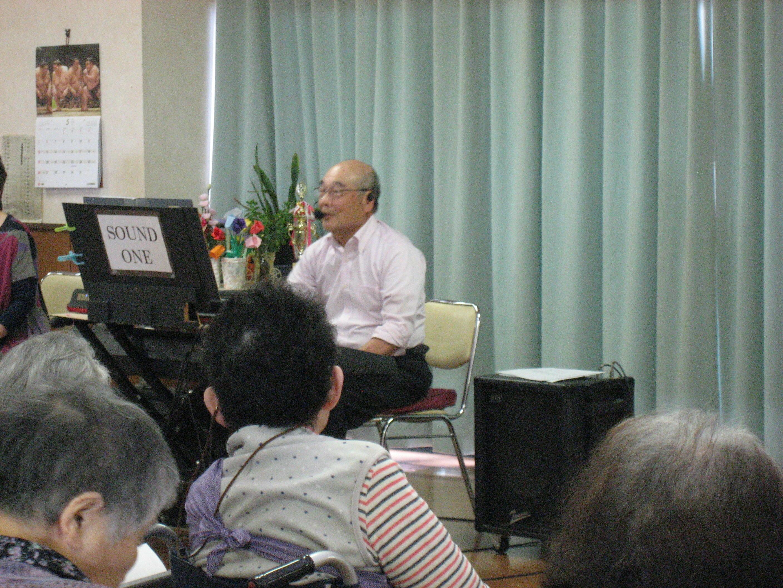 音楽ボランティア活動(サウンド・ワン)