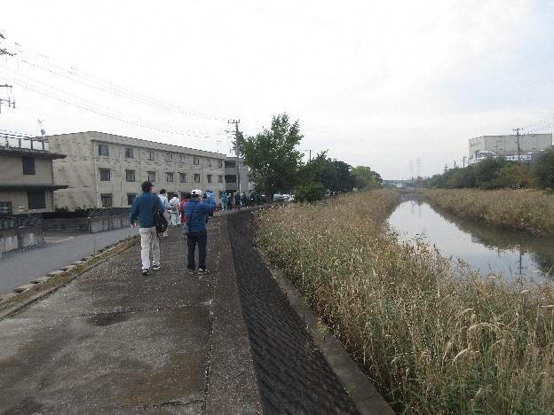 100年前の姉崎の海岸線を歩きました